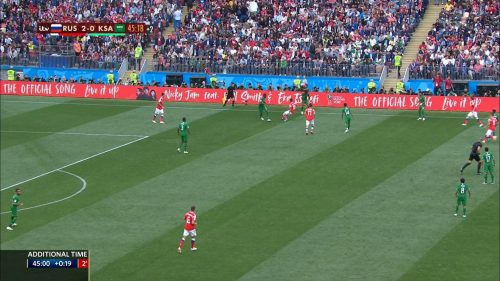 ITV World Cup 2018 - In Game Graphics (5)