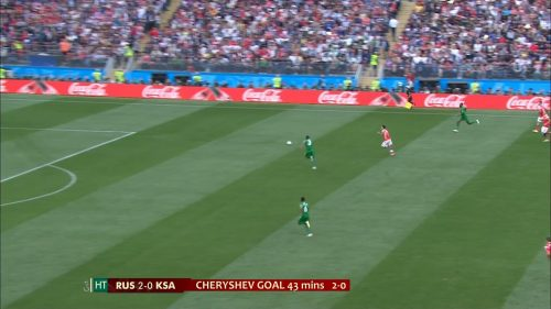 ITV World Cup 2018 - In Game Graphics (7)