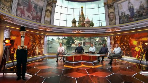 ITV World Cup 2018 - Studio (1)