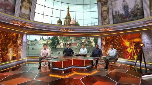 ITV World Cup 2018 - Studio (2)