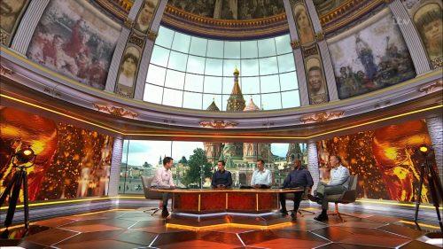 ITV World Cup 2018 - Studio (4)