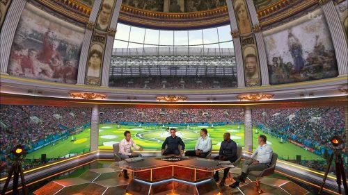 ITV World Cup 2018 - Studio