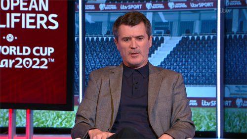Roy Keane - ITV Football (2)