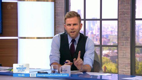 Wasitcoat Wednesday - News presenters (3)