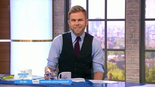 Wasitcoat Wednesday - News presenters (4)