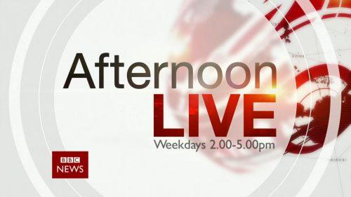 Afternoon Live with Simon McCoy - BBC News Promo 2018 (17)