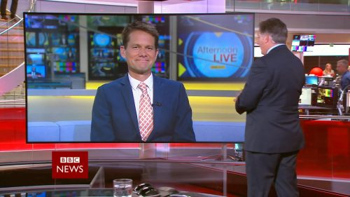 Afternoon Live with Simon McCoy - BBC News Promo 2018 (4)