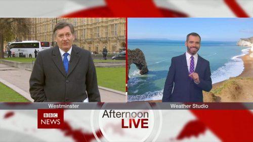 Afternoon Live with Simon McCoy - BBC News Promo 2018 (8)