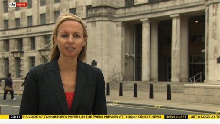 Deborah Haynes - Sky News Foreign Affairs Editor