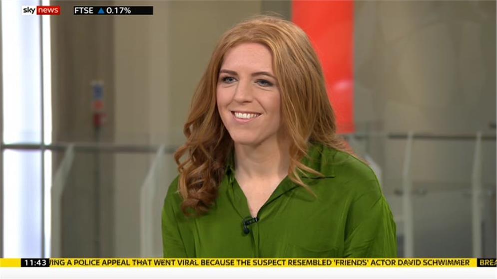 Martha Kelner - Sky News Sports Correspondent (2)