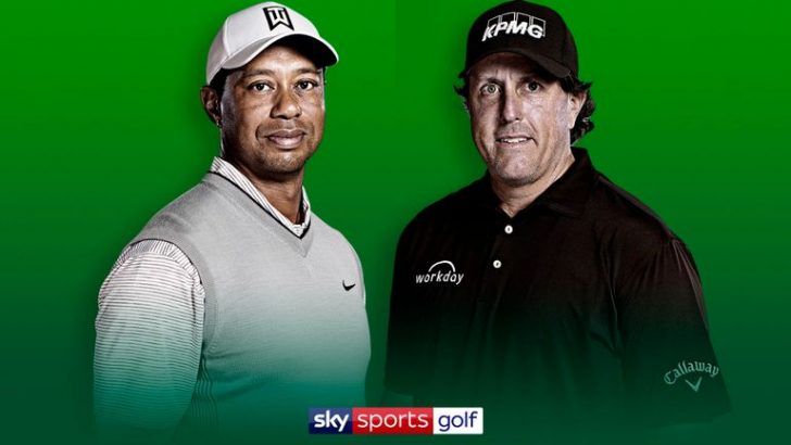 Tiger Woods v Phil Mickelson 'The Match' – Live TV Coverage on Sky Sports