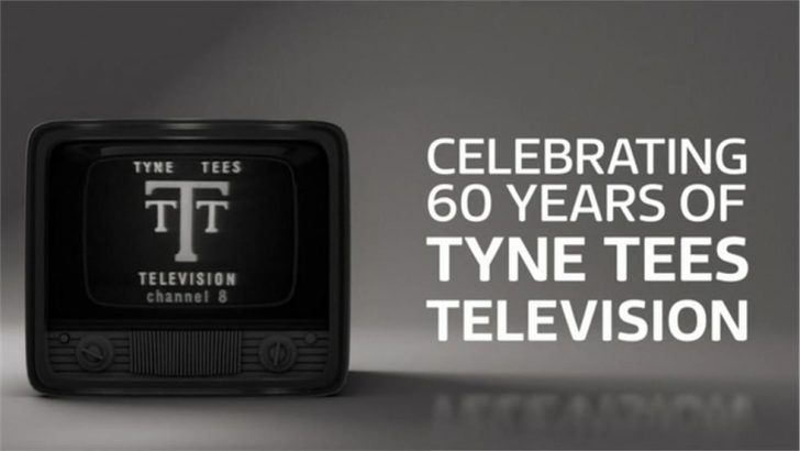 Tyne Tees celebrates 60 years on air