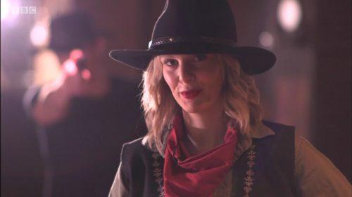 Cowgirl Kate McCann on BBC This Week (11)