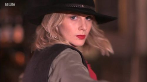 Cowgirl Kate McCann on BBC This Week (12)