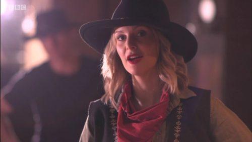 Cowgirl Kate McCann on BBC This Week (15)