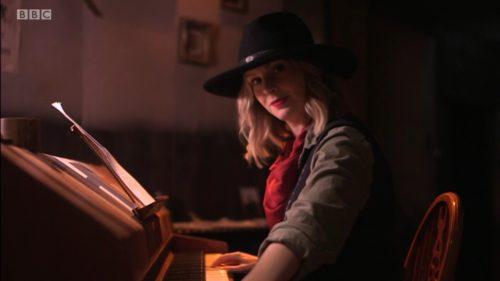 Cowgirl Kate McCann on BBC This Week (16)