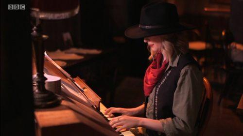 Cowgirl Kate McCann on BBC This Week (17)