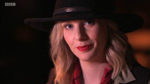 Cowgirl Kate McCann on BBC This Week (19)