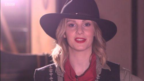 Cowgirl Kate McCann on BBC This Week (2)