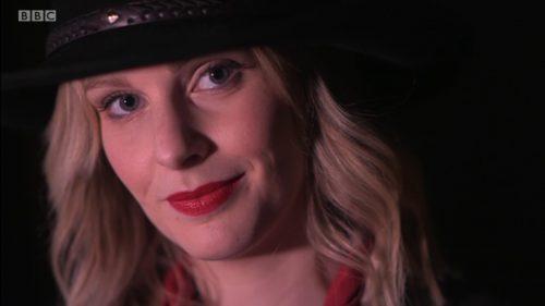Cowgirl Kate McCann on BBC This Week (27)