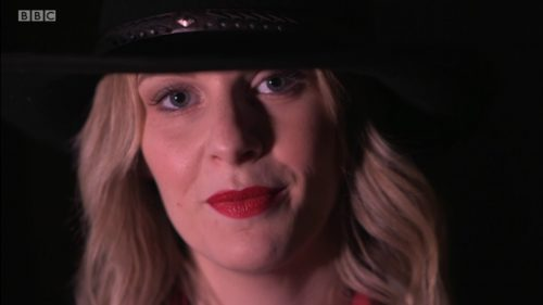 Cowgirl Kate McCann on BBC This Week (29)