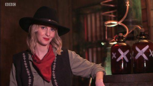 Cowgirl Kate McCann on BBC This Week (30)