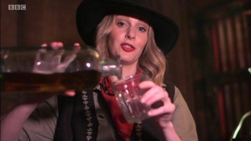 Cowgirl Kate McCann on BBC This Week (31)