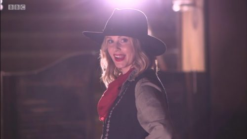 Cowgirl Kate McCann on BBC This Week (34)