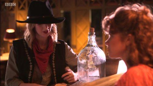 Cowgirl Kate McCann on BBC This Week (4)