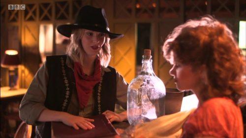 Cowgirl Kate McCann on BBC This Week (6)