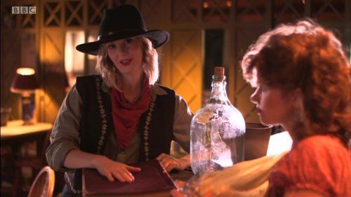 Cowgirl Kate McCann on BBC This Week (7)
