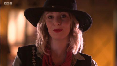 Cowgirl Kate McCann on BBC This Week (8)