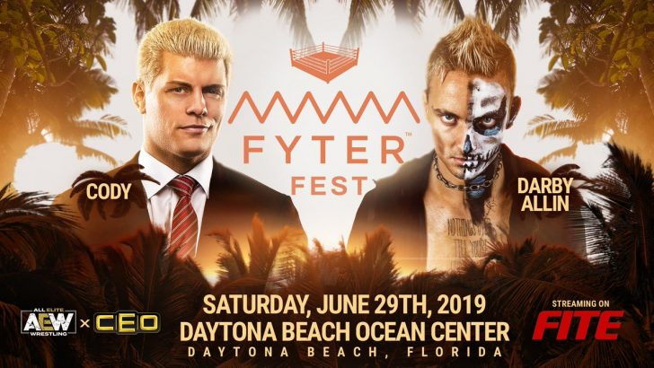 AEW Fyter Fest to stream on FITE TV for viewers outside the U.S.
