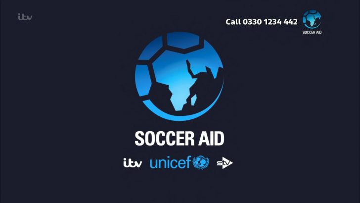 Soccer Aid 2019 – Live TV Coverage on ITV, Live Streaming via ITV Hub