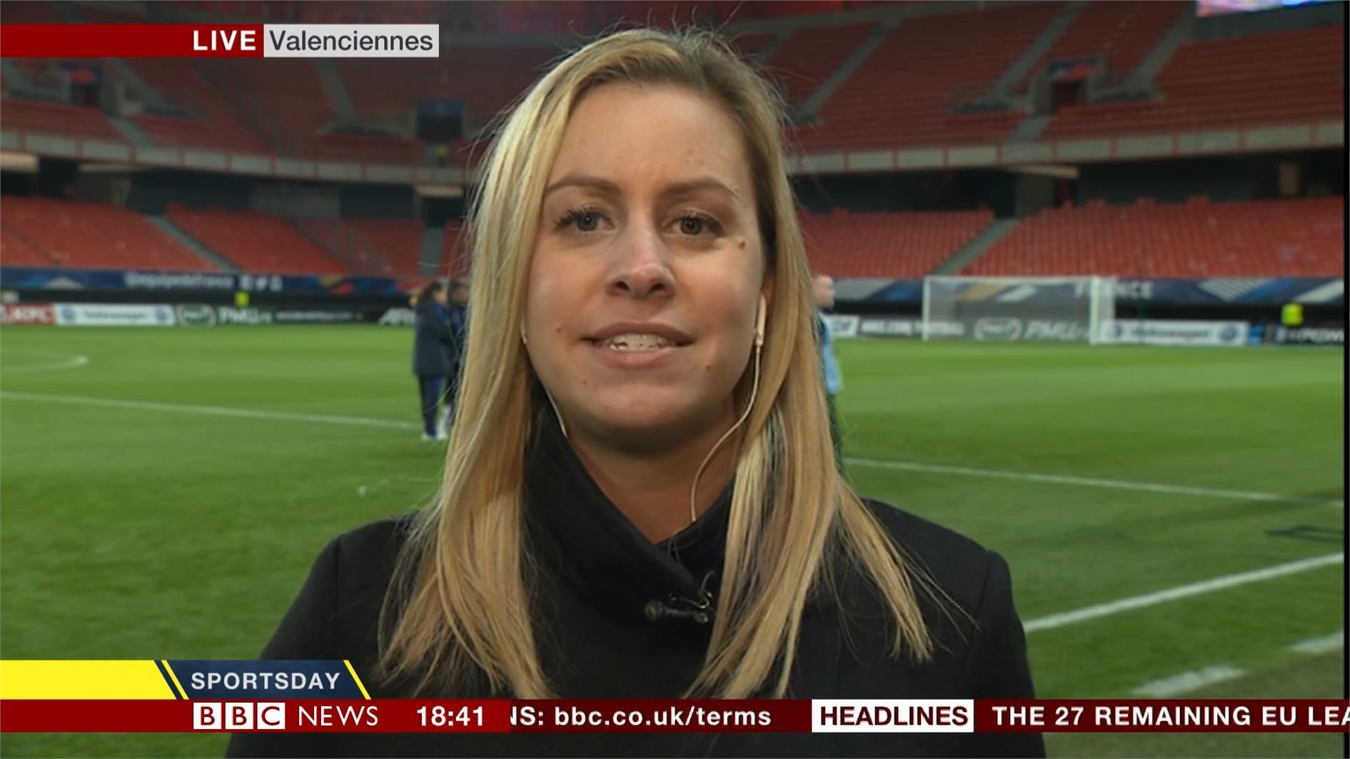 Jo Currie - BBC Sport Reporter (1)