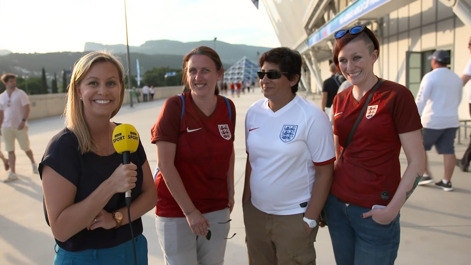 Jo Currie - BBC Sport - Women's World Cup 2019