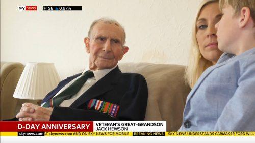 Sarah Hewson - Clive Pitt - Jack Hewson - Sky News (2)