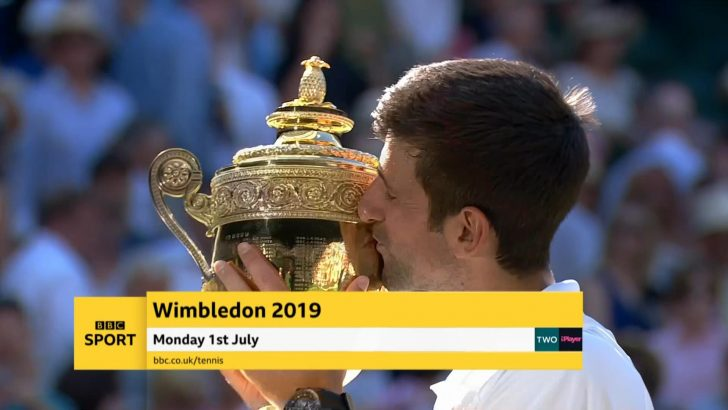 Wimbledon 2019 – Live TV Coverage on the BBC