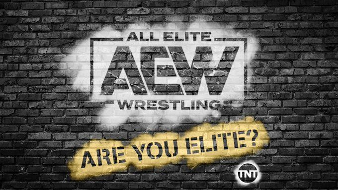 AEW to air on TNT from Wednesday 2nd October 2019