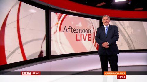 BBC News Presentation 2019 - Afternoon Live (10)