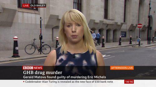BBC News Presentation 2019 - Afternoon Live (16)