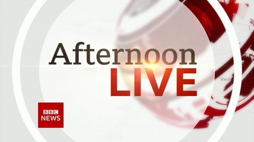 BBC News Presentation 2019 - Afternoon Live (7)