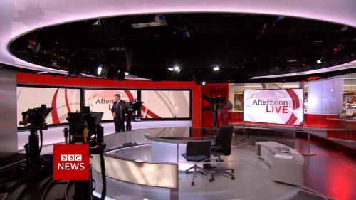 BBC News Presentation 2019 - Afternoon Live (9)