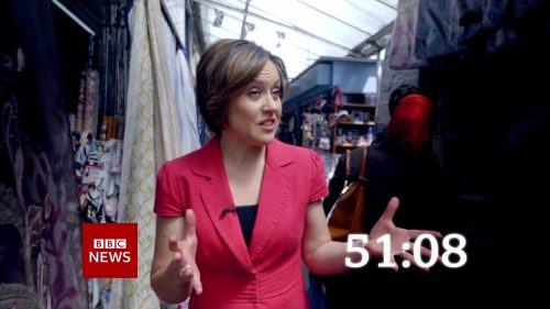 BBC News Presentation 2019 - Countdown (3)