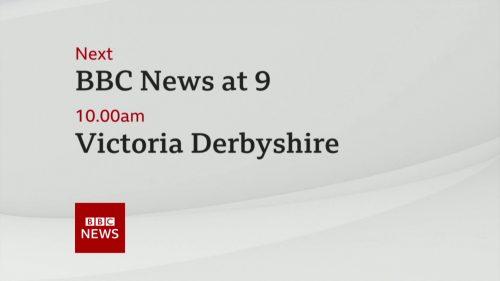 BBC News Presentation 2019 - News at Nine (1)