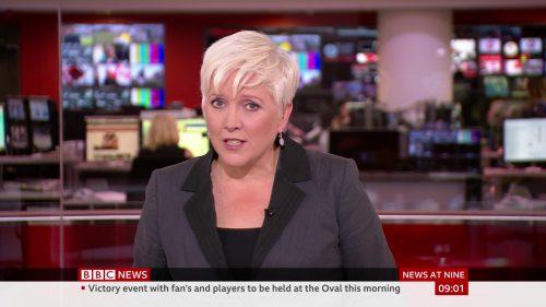 BBC News Presentation 2019 - News at Nine (10)
