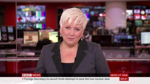 BBC News Presentation 2019 - News at Nine (11)
