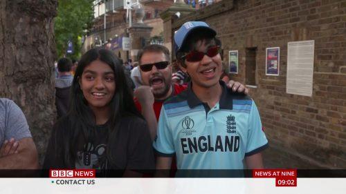 BBC News Presentation 2019 - News at Nine (12)