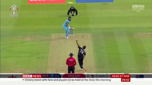 BBC News Presentation 2019 - News at Nine (14)