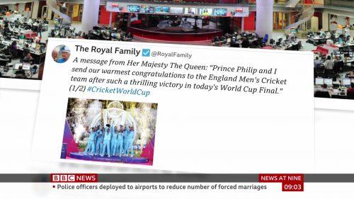 BBC News Presentation 2019 - News at Nine (16)